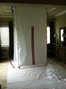 Fountain Valley Mold remediation